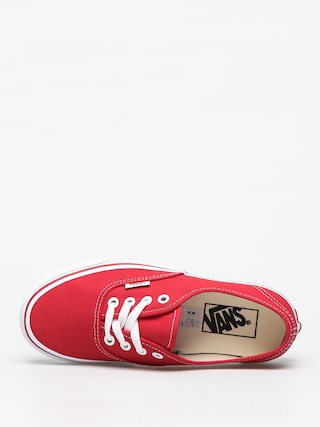 Buty Vans Authentic (red)