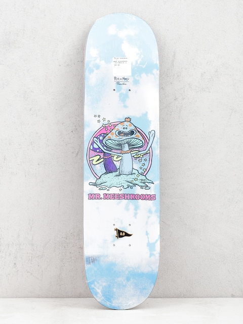 Deck Primitive Mr Meeshrooms (blue)