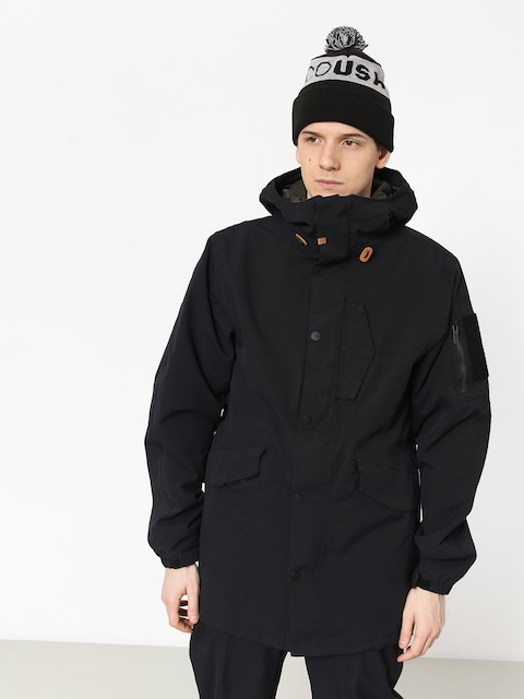 Kurtka snowboardowa ThirtyTwo Lodger (black)