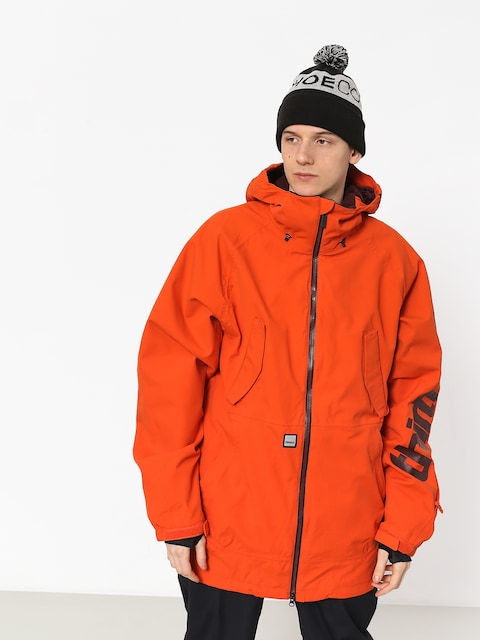 Kurtka snowboardowa ThirtyTwo Tm (orange)