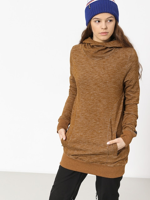 Bluza z kapturem Volcom Tower HD Wmn
