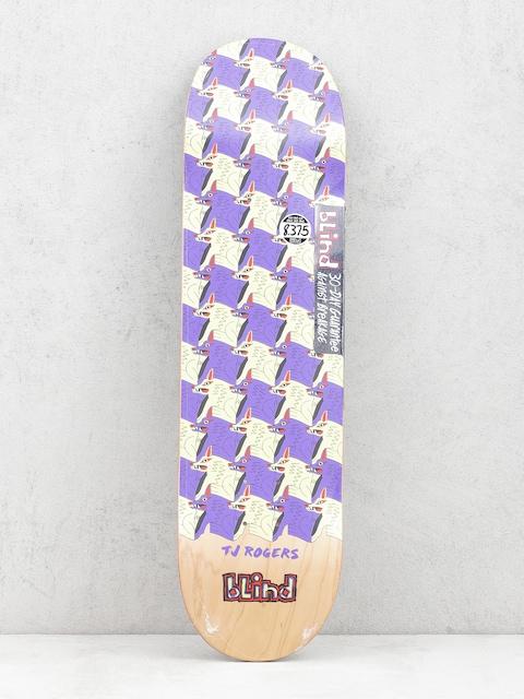 Deck Blind Tile Style (rogers)