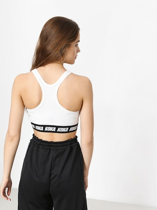 Stanik sportowy Koka Tape Top Wmn (white)