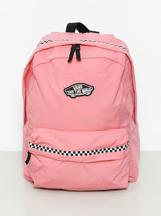 Plecak Vans Expedition II Wmn (strawberry pink/microcheck)