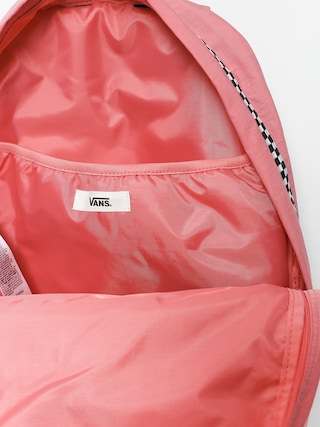ed3a1f8aebc49 Plecak Vans Expedition II Wmn (strawberry pink/microcheck)
