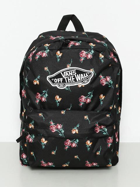 Plecak Vans Realm Wmn (satin floral)