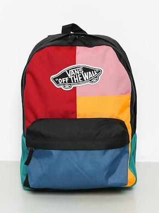 Plecak Vans Realm Wmn (patchwork)