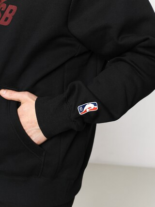 Bluza z kapturem Nike SB Sb Icon Nba HD (black/team red)