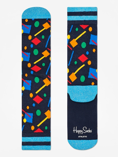 Skarpetki Happy Socks Athletic Confetti (black/blue/multi)