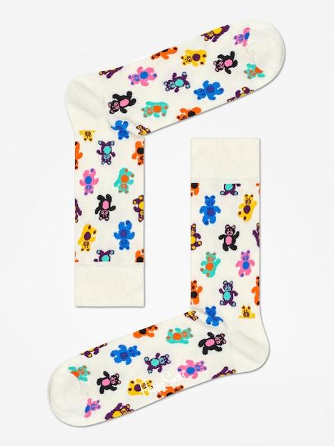 Skarpetki Happy Socks Teddybear (off white/multi)