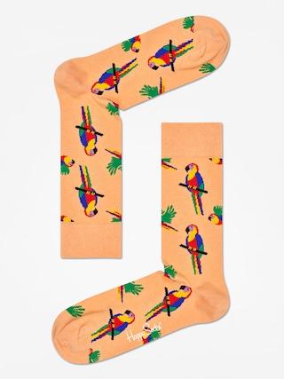 Skarpetki Happy Socks Parrot (coral)