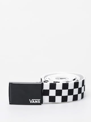 Pasek Vans Long Depster Web (black/white)