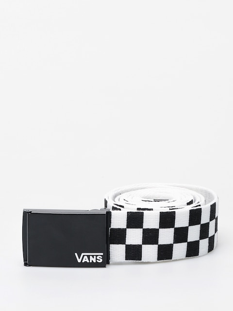Pasek Vans Long Depster Web (black/white)
