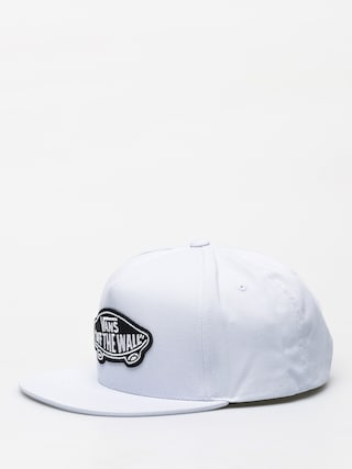 Czapka z daszkiem Vans Classic Patch Snapback ZD (heather)