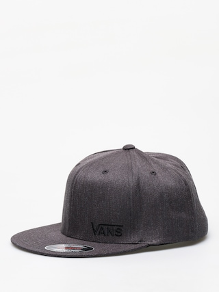 Czapka z daszkiem Vans Splitz ZD (charcoal heather)