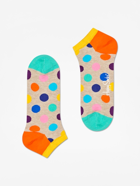 Skarpetki Happy Socks Big Dot Low (sand/multi)