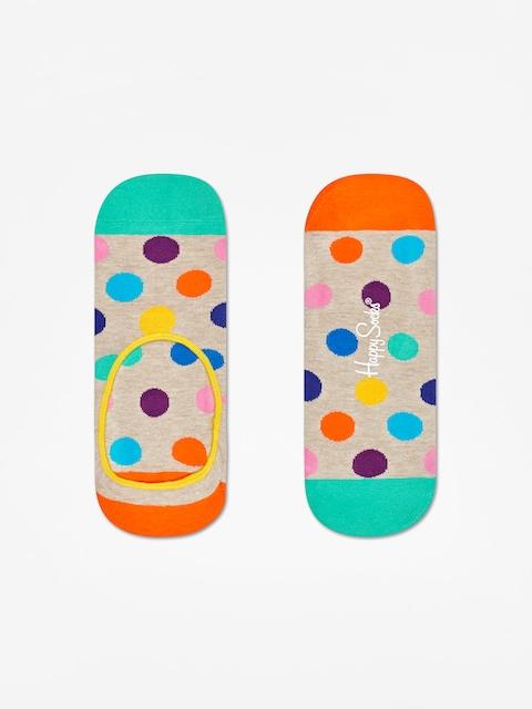 Skarpetki Happy Socks Big Dot Liner Low (sand/multi)