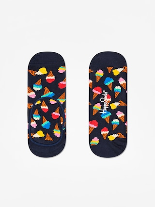 Skarpetki Happy Socks Icecream Liner Low (black/multi)