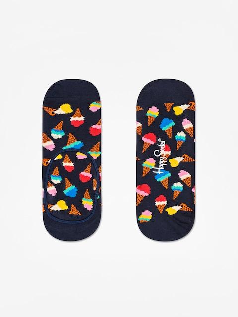 Skarpetki Happy Socks Icecream Liner Low (black/multi)