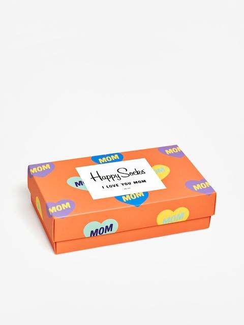 Skarpetki Happy Socks Giftbox 3Pk Mothers Day (multi)