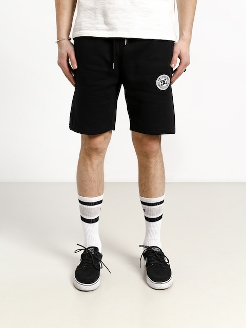 Szorty DC Rebel Short (black)