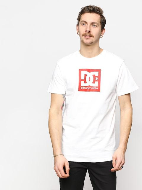 T-shirt DC Square Star (snow white)