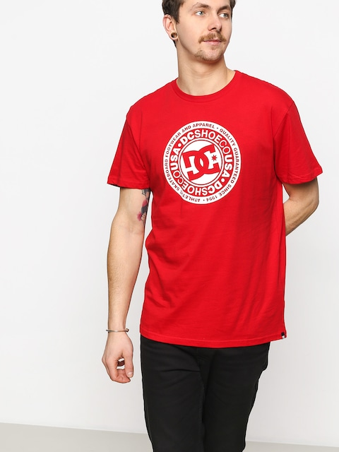 T-shirt DC Circle Star 2