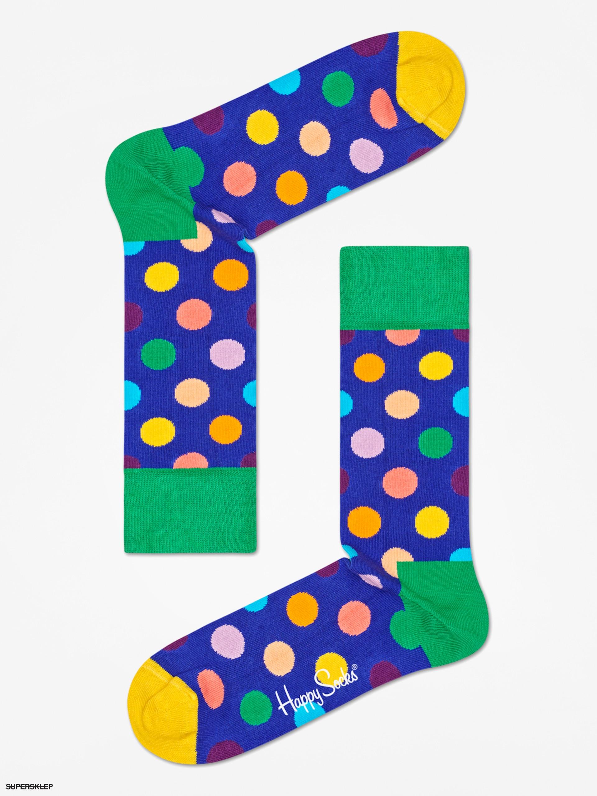 Skarpetki Happy Socks Giftbox 3Pk Happy Birthday (multi)