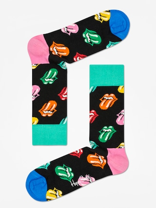 Skarpetki Happy Socks Rolling Stones (black/multi)