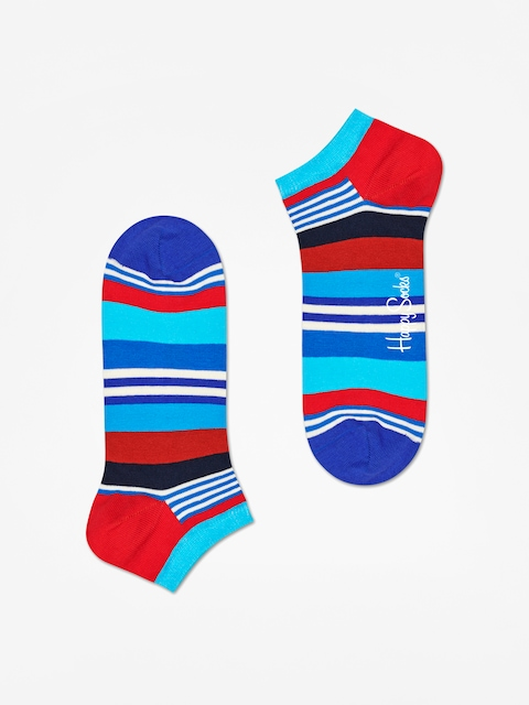 Skarpetki Happy Socks Multi Stripe Low (blue/black/red)
