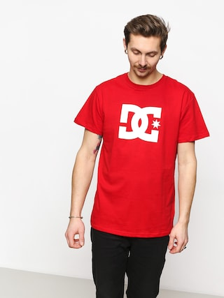 T-shirt DC Star 2 (racing red)