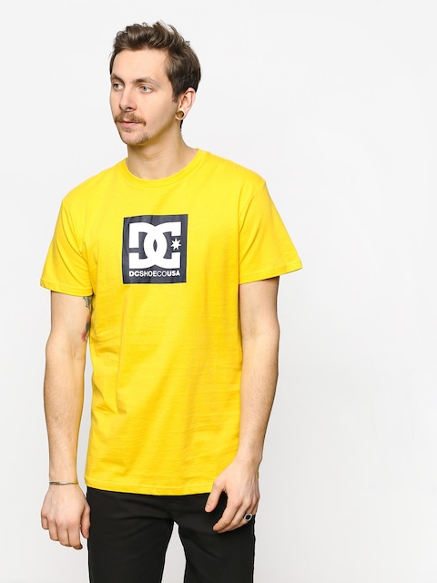 T-shirt DC Square Star (dandelion)