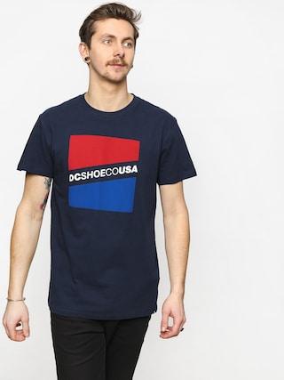 T-shirt DC Slant (black iris)