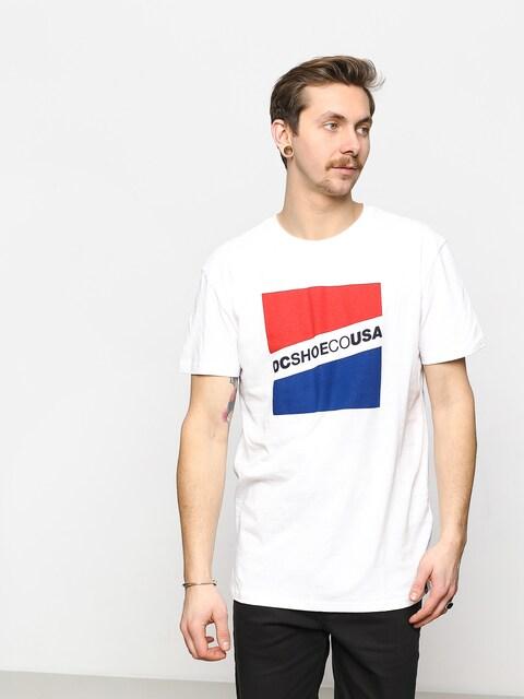 T-shirt DC Slant (snow white)