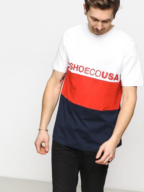 T-shirt DC Glenferrie (snow white)
