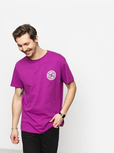 T-shirt DC Circle Star (vivid viola)