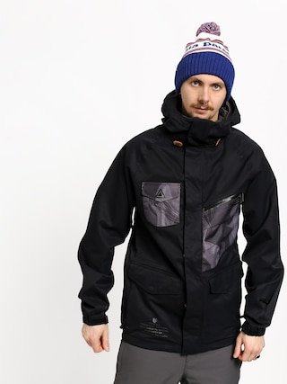 Kurtka snowboardowa ThirtyTwo Surplus (black)