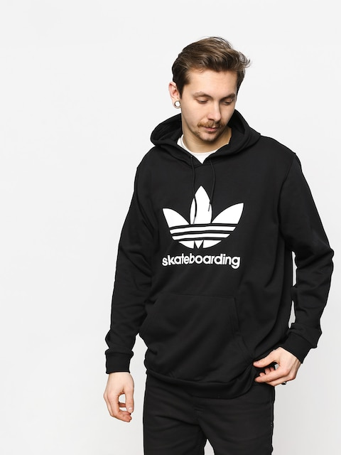 Bluza z kapturem adidas Clima 3 0 HD (black/white)