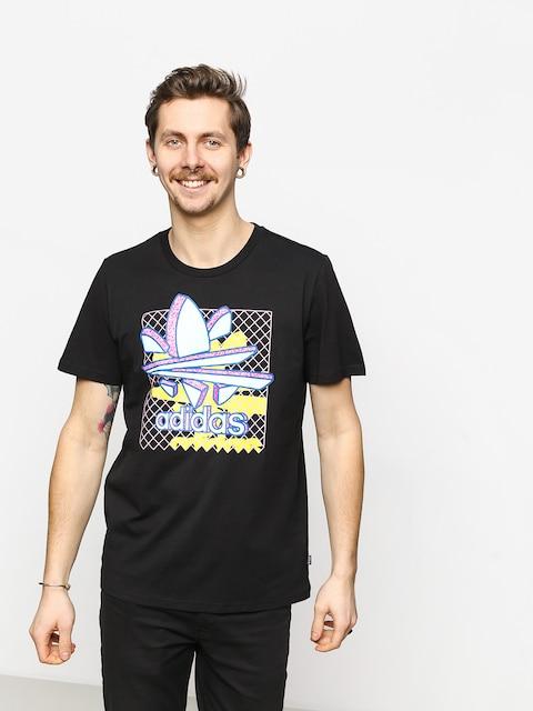 T-shirt adidas Thaxter (black/clemin/byello/)