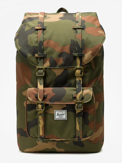 Plecak Herschel Supply Co. Little America (woodland camo)