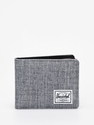 Portfel Herschel Supply Co. Hank Rfid (raven crosshatch)