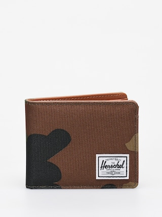 Portfel Herschel Supply Co. Hank Rfid (woodland camo)