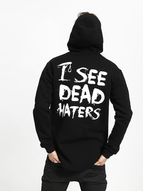 Bluza z kapturem Diamante Wear I See Dead Haters HD