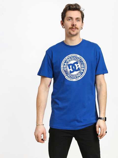 T-shirt DC Circle Star (nautical blue)