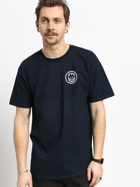 T-shirt Spitfire Classic Swirl (navy/white)