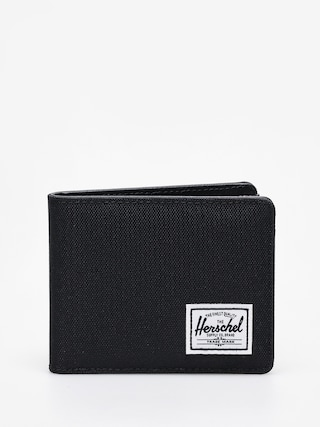 Portfel Herschel Supply Co. Hank Rfid (black/black synthetic leather)