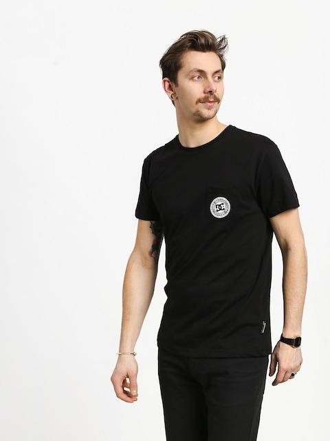 T-shirt DC Basic Pocket (black)