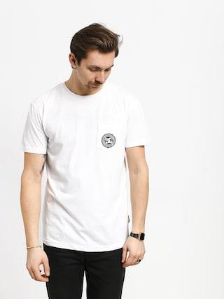 T-shirt DC Basic Pocket (snow white)