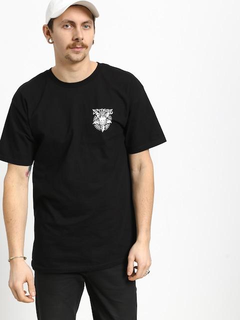 T-shirt Spitfire Nocturnus (black/white)