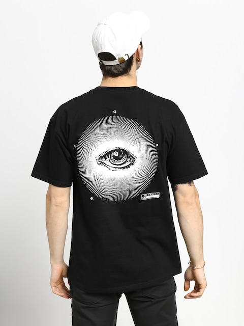T-shirt Thunder All Knowing (black/glow)